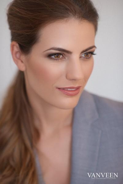 Model: Stefanie Daut Fotograf: Steven van Veen