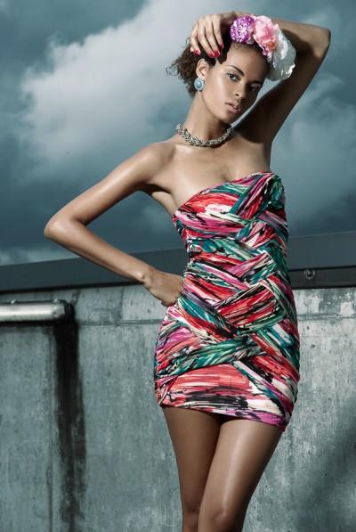 Model: Zaina Gohou  Fotograf: Jürgen Lenhard