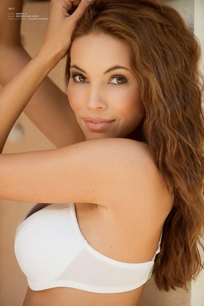 Model: Maria  Fotograf: Steven van Veen