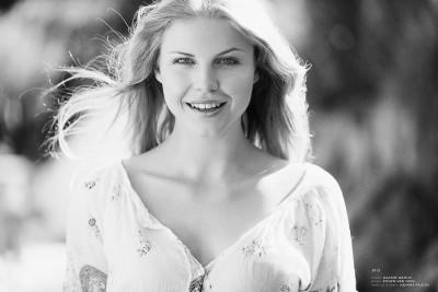 Model: Juliane Grzeja Fotograf: Steven van Veen
