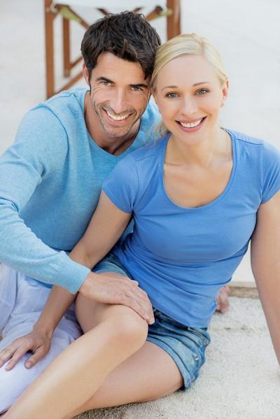 Model: Marc Linderer & Heidi Kirmarsch Fotograf: Steven van Veen