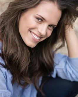 Portraitshooting mit Model Sara Bassano