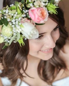 Bridal Styled Shoot mit wunderschönen Blumen von Florali