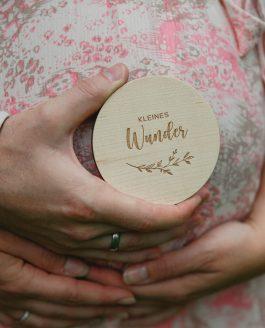 Ganz viel Liebe im Bauch – Babybauchshooting mit Michelle & Julian
